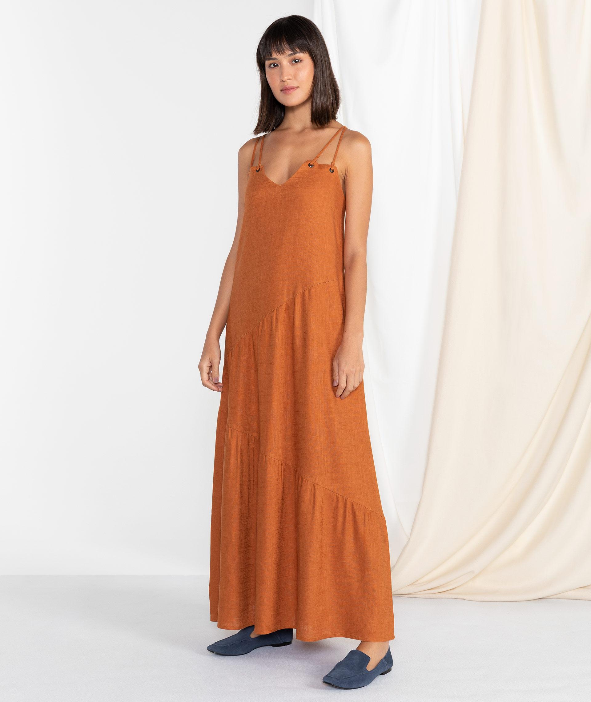 Vestido Longo Anita